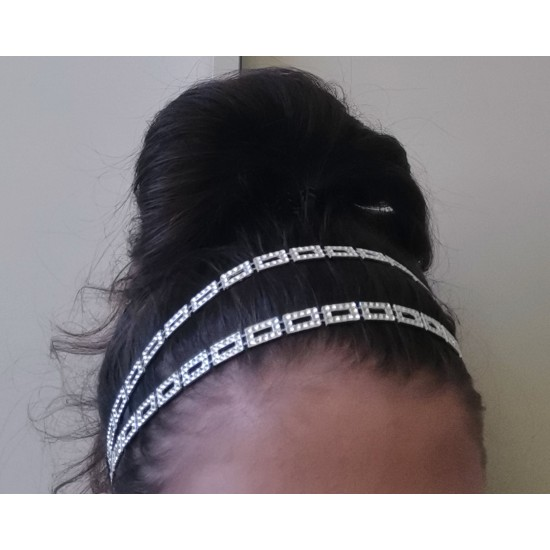 Čelenka do vlasů Afrodita C036
