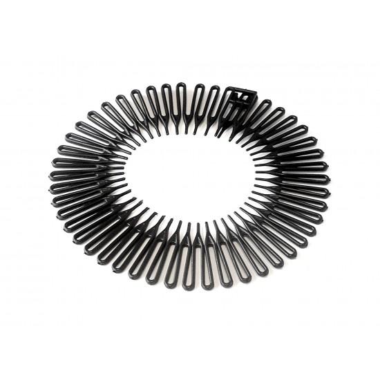 Čelenka do vlasů vytvářející pramínky C014
