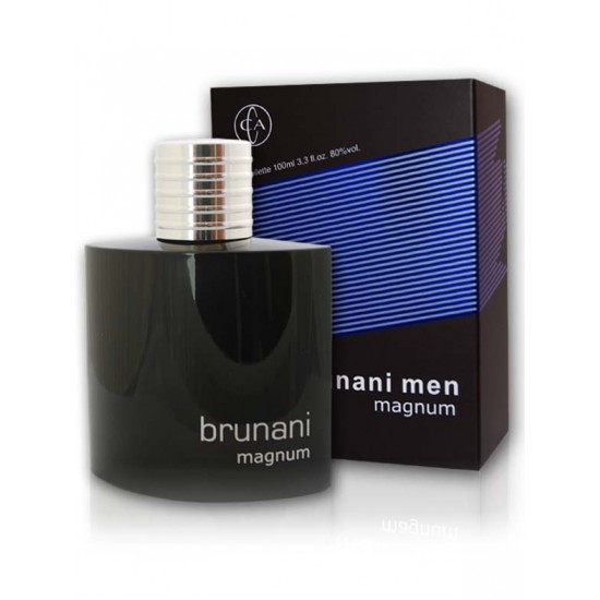 Pánská toaletní voda BRUNANI MAGNUM MEN- Côte d'Azur EDT 100 ML EA025