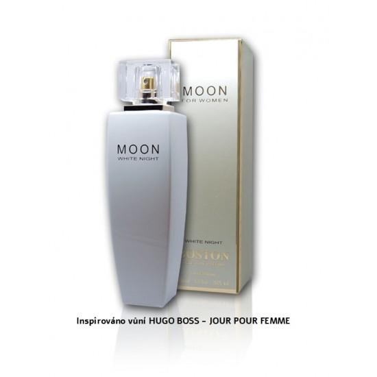 Dámský parfém BOSTON MOON WHITE NIGHT- Côte d'Azur EDP 100ml EA004
