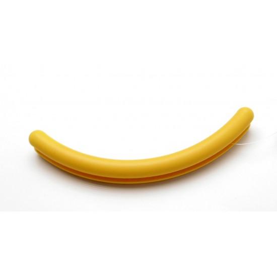 Banánek do vlasů dlouhý žlutý BB7