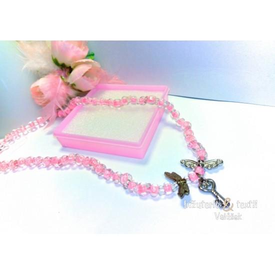 Dětský náhrdelník s klíčkem BND2