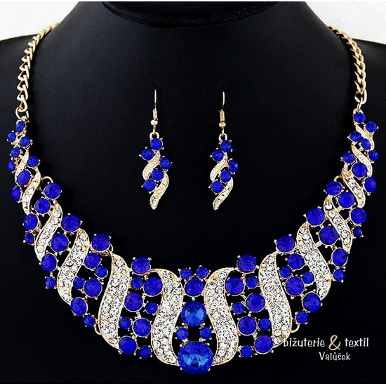 Komplet šperků Arix se zirkony KZ10