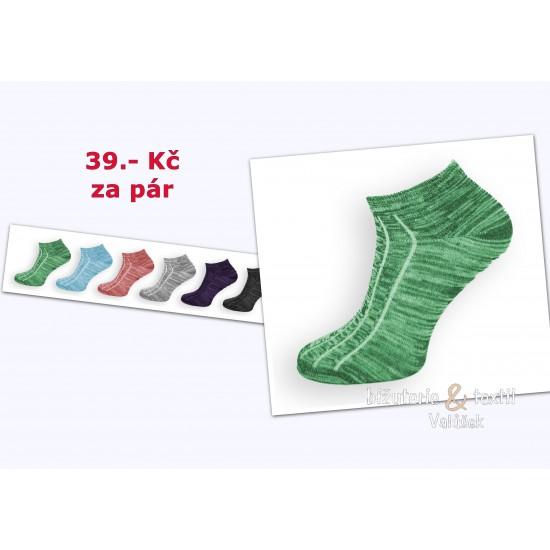 Dámské ponožky Sport (vel. 35-38) TP03