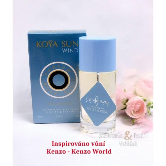 Dámský parfém  Koya sun vind 30 ml EA017